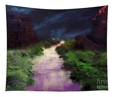 Steamy Creek Tapestry