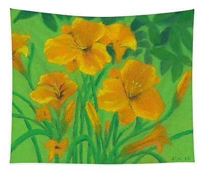 Stella De Oro Tapestry