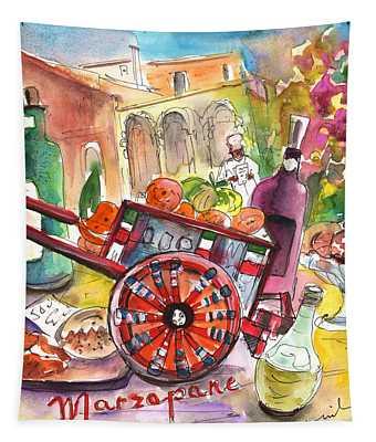 Still Life In Taormina 02 Tapestry