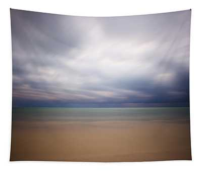 Stormy Calm Tapestry