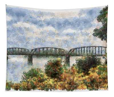 Strang Bridge Tapestry