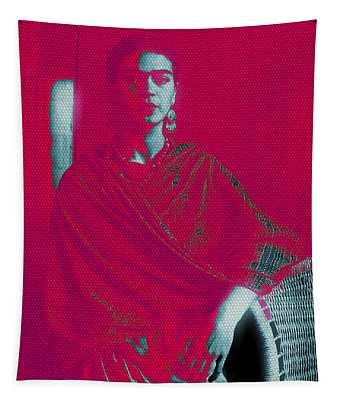 Strange Frida Tapestry