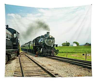 Strasburg Express Tapestry