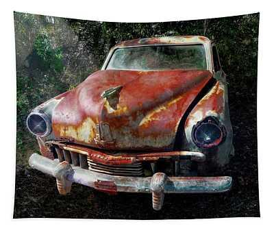 Studebaker Cream Puff Edition Tapestry