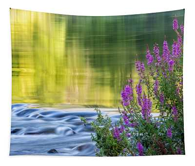 Summer Reflections Tapestry
