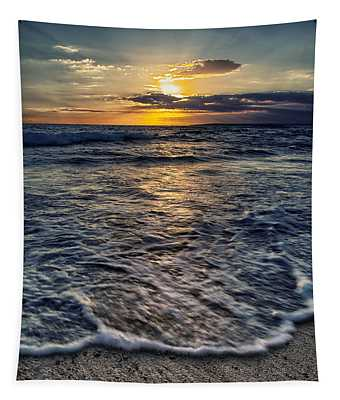 Summer Sea Tapestry