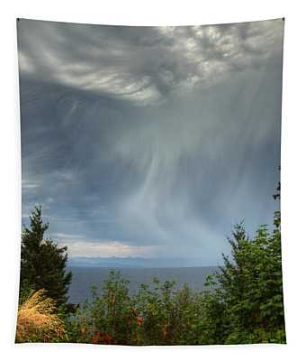 Summer Squall Tapestry