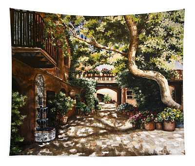 Summer Sun Tapestry
