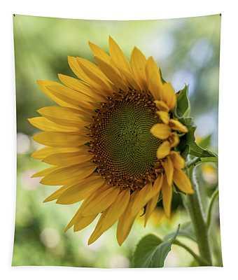 Summer Sunflower Tapestry