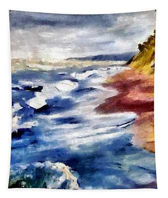 Summer Tempest Tapestry