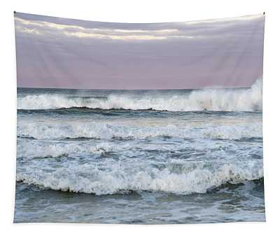 Summer Waves Seaside New Jersey Tapestry