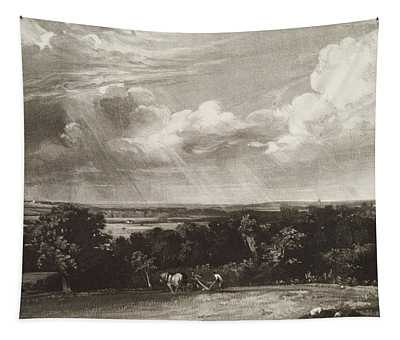 Summerland, Engraved By David Lucas 1802-81 Mezzotint Tapestry