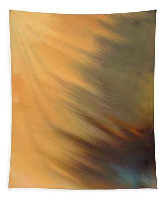Sun Flare Tapestry