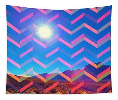 Sun God Tapestry