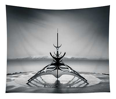 Sun Voyager Tapestry
