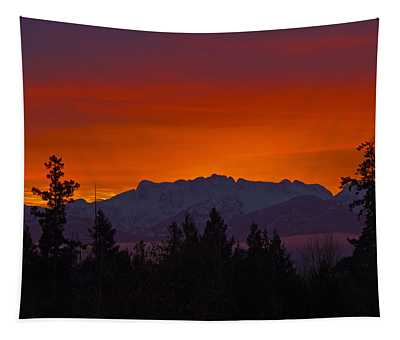 Sundown Tapestry