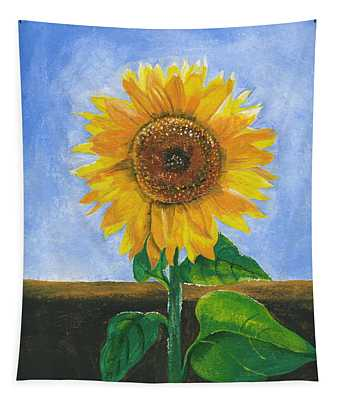 Sunflower Series Two Tapestry