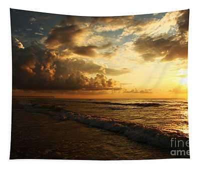 Sunrise - Rich Beauty Tapestry