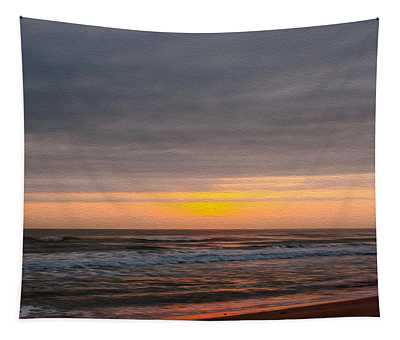 Sunrise Under The Clouds Tapestry
