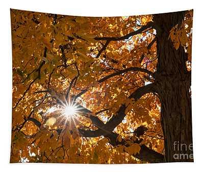 Sunshine Gold Tapestry