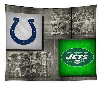 Super Bowl 3 Tapestry