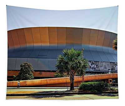 Superdome Tapestry