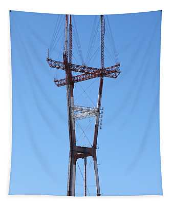 Sutro Tower San Francisco California 5d28069 Tapestry
