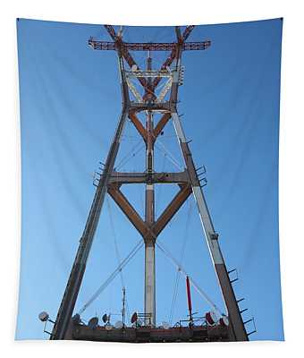 Sutro Tower San Francisco California 5d28079 Tapestry