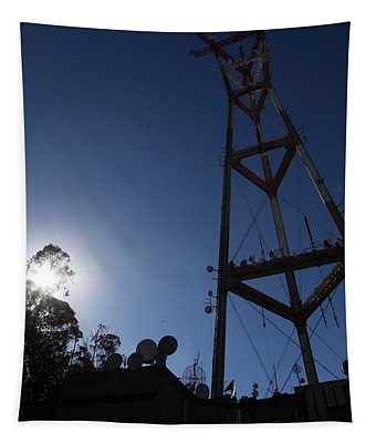 Sutro Tower San Francisco California 5d28082 Tapestry