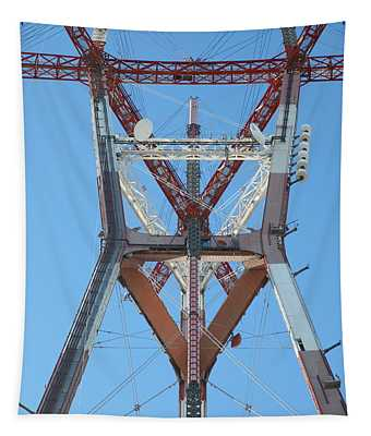 Sutro Tower San Francisco California 5d28085 Tapestry