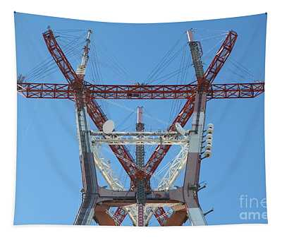 Sutro Tower San Francisco California 5d28086 Tapestry