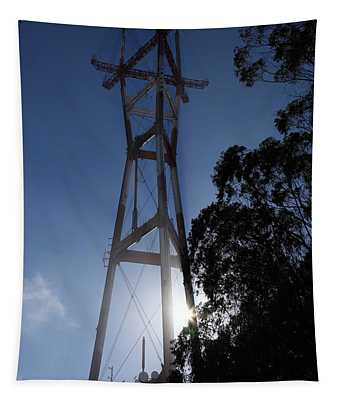 Sutro Tower San Francisco California 5d28096 Tapestry