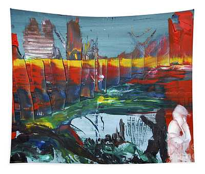 Suzanne's Dream I Tapestry