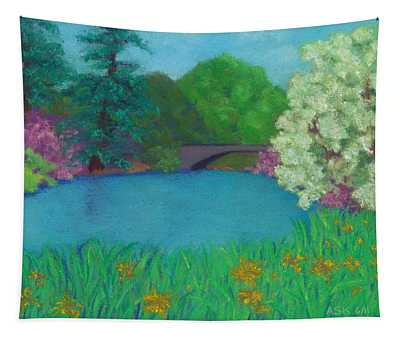 Sweet Auburn Tapestry