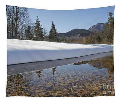 Swift River - Albany New Hampshire Usa Tapestry
