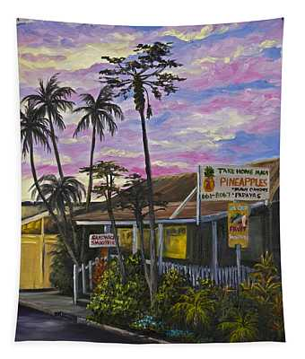 Take Home Maui Tapestry