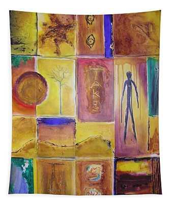 Take Time Tapestry