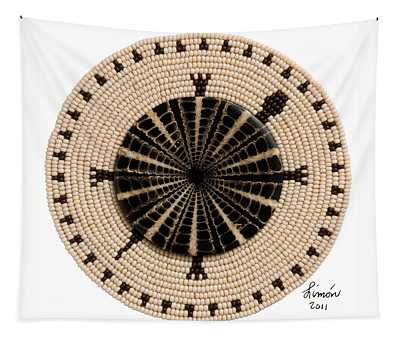 Tan Shell Tapestry