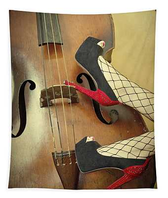 Tango For Strings Tapestry