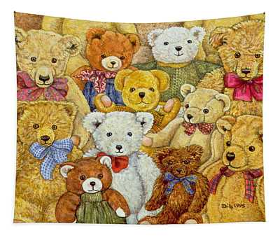 Ted Patch Tapestry