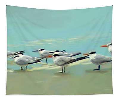 Tern Tern Tern Tapestry