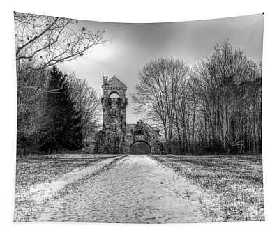Testimonial Gateway Tower Tapestry