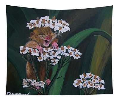That Tickles Tapestry