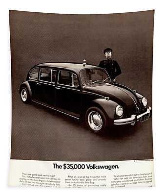 The 35000 Volkswagen Tapestry