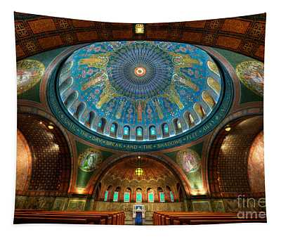 The Amazing Lakewood Cemetery Minneapolis Tapestry