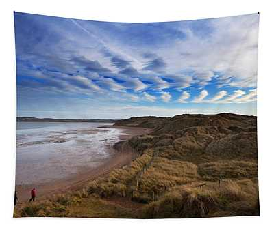 The Backstrand, Tramore, County Tapestry