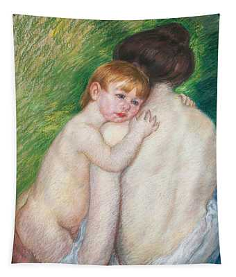 The Bare Back Tapestry