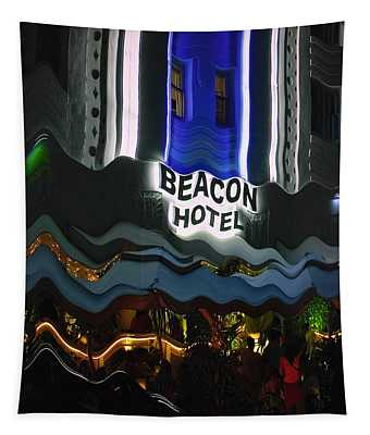 The Beacon Hotel Tapestry