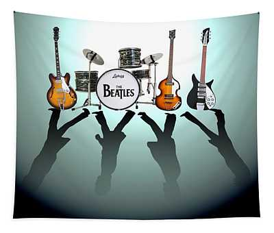 Ringo Starr Beatles Tapestries