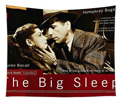 The Big Sleep  Tapestry